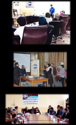 انجازات ونشاطات المكتبة المركزية العامة في قضاء الزبير لشهر نيسان