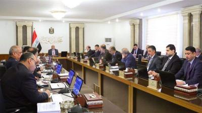 مجلس الوزراء يصوت على مشروع تأهيل المنطقة المحيطة بمطار بغداد