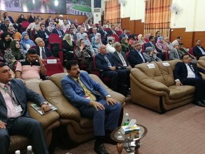 جامعة البصرة تقيم مؤتمرها الدولي الثالث بعنوان (العلوم الإنسانية مرتكز الثقافات)