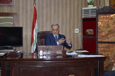 لجزائري يؤكد على ضرورة دعم الزراعة والمزارعين في البصرة