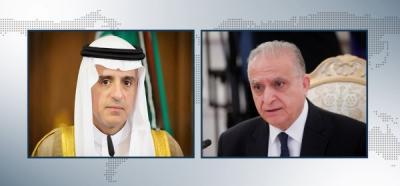 وزير الخارجية يبحث مع نظيره الإماراتي والجبير سبل الحفظ على أمن المنطقة
