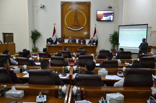 الاجودي : يعلن عن قرب العمل بنظام التخاطب الالكتروني في محافظة البصرة