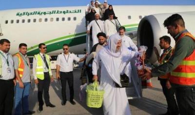 النقل تعلن الاستمرار بإعادة الحجاج العراقيين