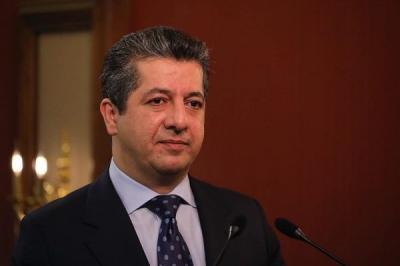 رئيس حكومة إقليم كوردستان يبدأ زيارة رسمية الى روما والفاتيكان