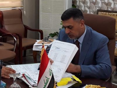 العيداني يعلن اطلاق اكثر من (216) مشروع وبمختلف القطاعات للعام الحالي في البصرة