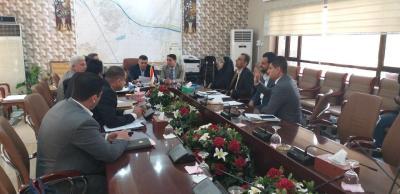 محافظ البصرة يوجه العقود الحكومية باطلاق اعلان مشاريع الطاقة الكهربائية لعام 2019