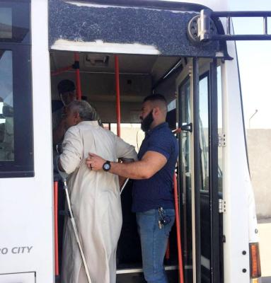 الحكومة المحليّة لمحافظة البصرة ترسل الرحلة العلاجيّة الرابعة إلى تركيا