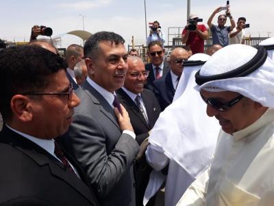 البصرة تبحث مع الكويت تطوير العلاقات الاقتصادية والتجارية بين الجانبين