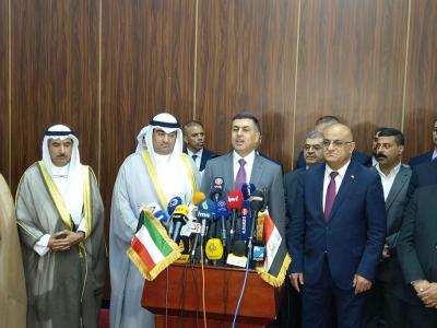 التجارة الكويتية تسجل حضوراً متميزاً في عاصمة العراق الاقتصادية