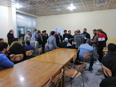 ديوان محافظة البصرة يسيّر الوجبة العلاجيّة الخامسة عشر ضمن برنامج علاج المرضى خارج العراق