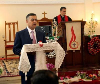 محافظ البصرة يعلن يوم غد عطلة رسمية بمناسبة عيد السيد المسيح (ع)