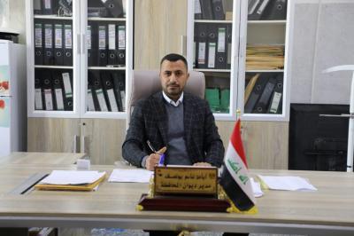 مدير ديوان المحافظة:  يؤكد إن الأولوية في التعيين ستكون للاحتياط
