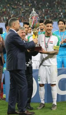 العراق يبدأ مشواره نحو كأس العالم من البصرة