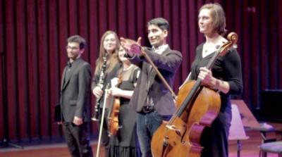 بلجيكا تشهد ولادة أول أوبرا لبروفسور موسيقي عراقي