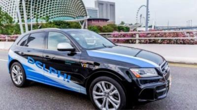 سنغافورة تختبر أول سيارة أجرة ذاتية القيادة في شوراعها